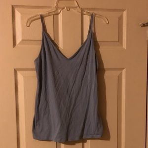 Express V Neck Longer Length Cami